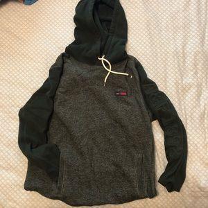 A&F Pullover Fleece Hoodie